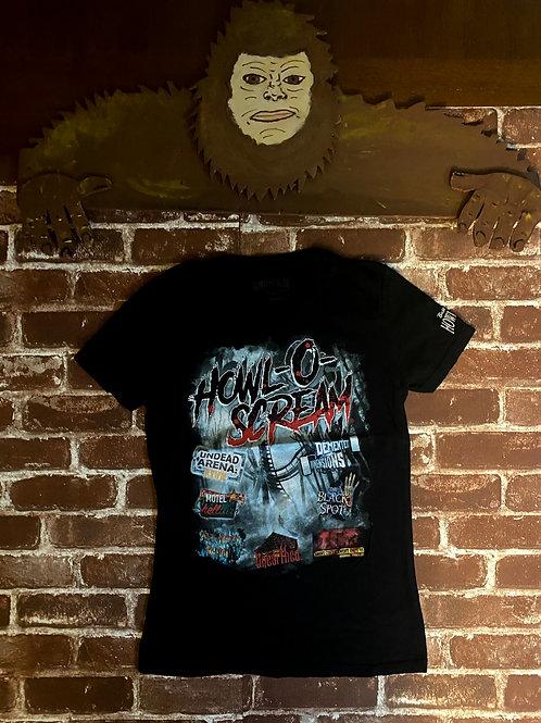 Howl-O-Scream Tee