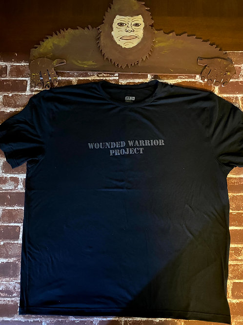 Wounded Warrior Project Under Armour Tee