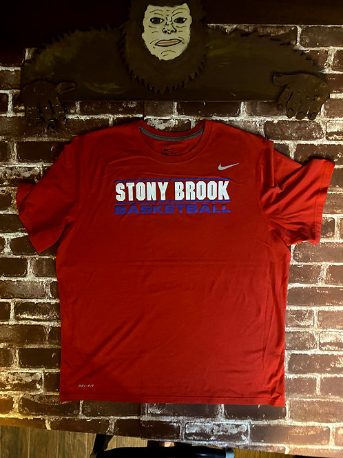 Dri-Fit Nike Stony Brook Basketball Tee