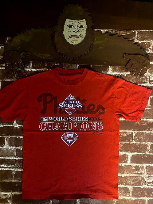 2008 World Series Phillies: No tag: Description for measurements