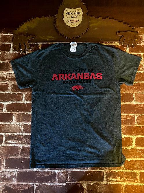 University of Arkansas Razorbacks Tee