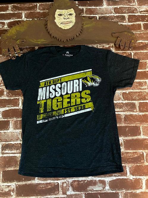 J. America Vintage Missouri Tigers Tee