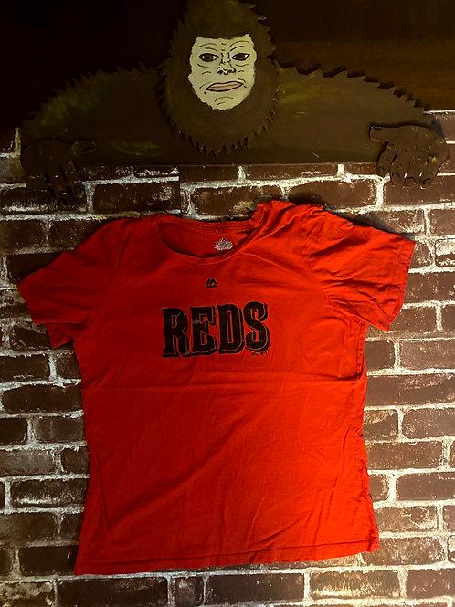 Majestic Cincinnati Reds Tee