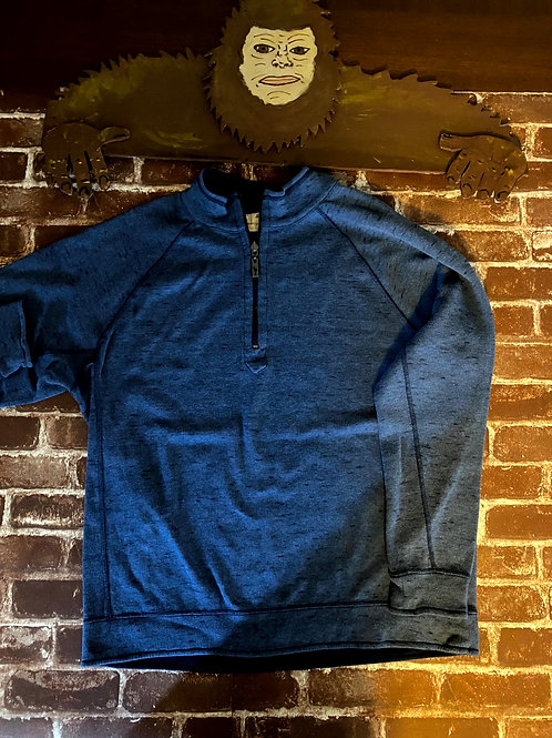 Tommy Bahama Reversible 1/4 zip shirt