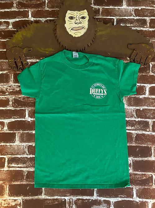 Duff's St Patrick's Day Sports Grill T shirt