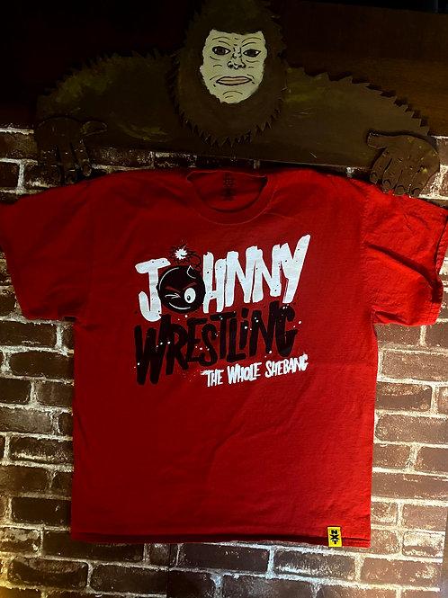 NXT  Johnny Wrestling