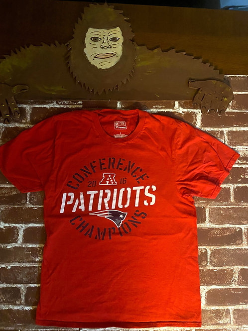 Pro Line: Conference Champions Patriots Tee