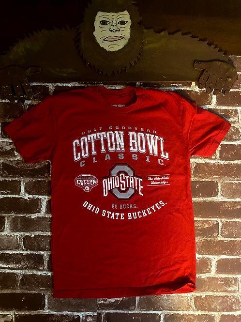 2017 Cotton Bowl Ohio State Tee