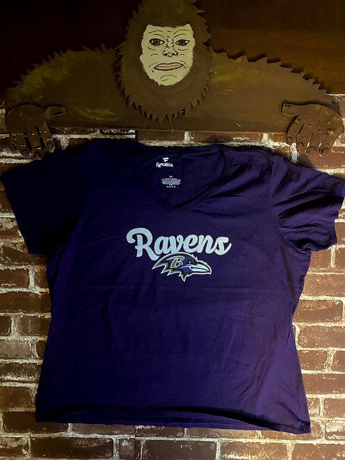 Fanatics Ravens Tee