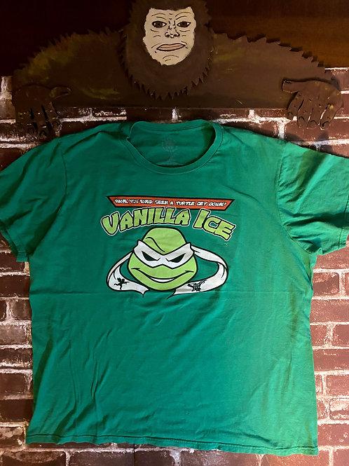Vanilla Ice TMNT Tee