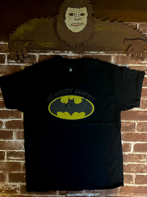 Worlds Greatest Batman Tee