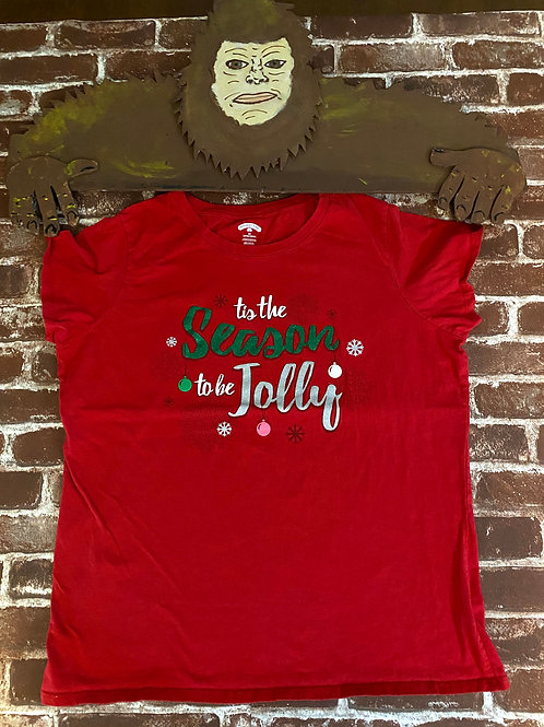 Season to be Jolly Tee