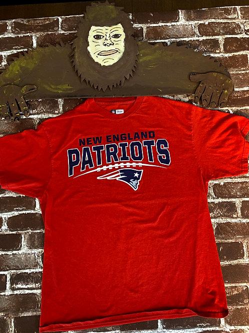 Patriots Football Tee