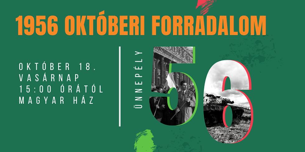 1956. Október 23. - A Szabadság napja