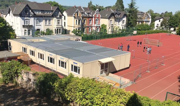 Neubau Gesamtschule St. Josef