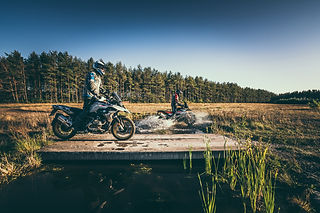 Anfahrt | Driving Area Wesendorf |onroad offroad |  BMW KTM Yamaha |