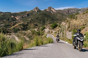 Andalusien |Motorradurlaub Motorradreise Motorradtour |BMW KTM Yamaha |Driving Area Wesendorf