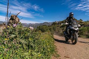 Driving Area Andalusien Erlebnis Motorra