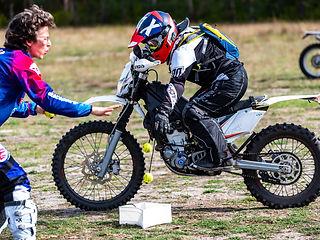Maedels Enduro Tina Meier BMW KTM Yamaha