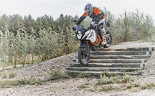 Motorradtraining offroad onroad  | BMW KTM Yamaha | Driving Area Wesendorf