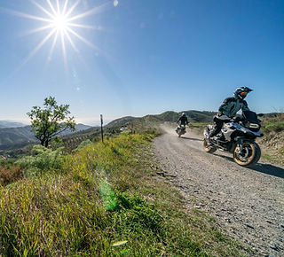 Driving Area Andalusien Erlebnis Motorradreise BMW