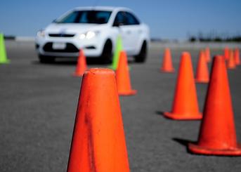 Verkehrsübungsplatz Driving Area Hammers