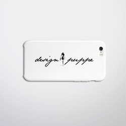 designpuppe iPhone Case
