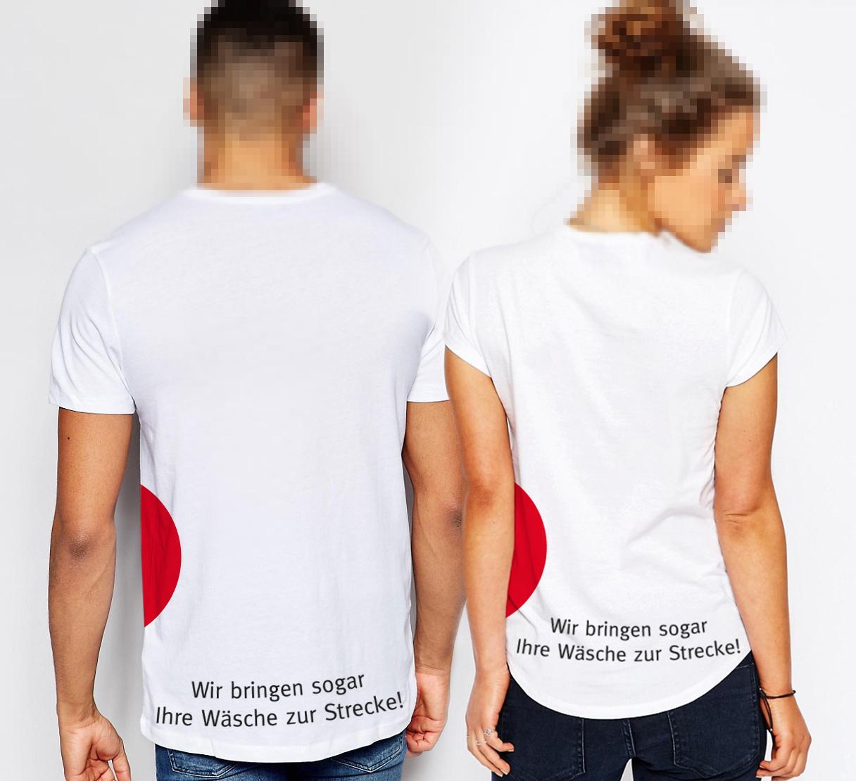 T-Shirts back