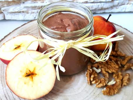 Jablečná nutela bez přidaného cukru – 2 verze