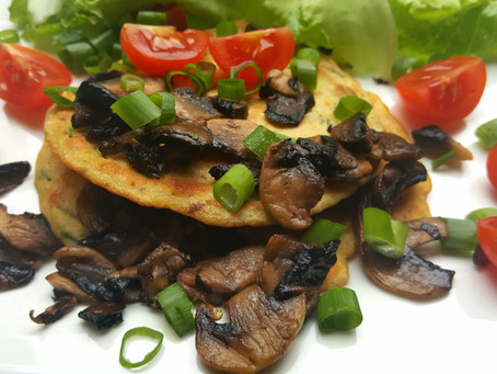 Premium: Bezvajíčková omeleta