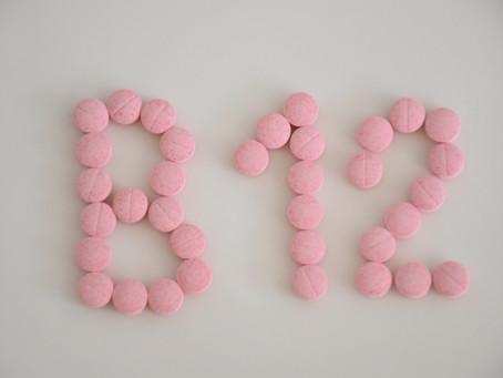 Proč byste měli užívat vitamín B12?
