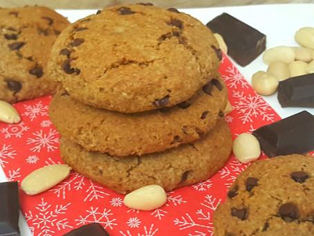 Premium: Marcipánové sušenky s čokoládou