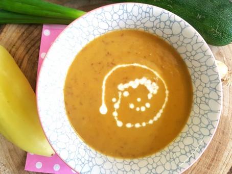 Čočkovo-květáková polévka