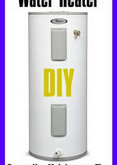 Extending the life of your water heater