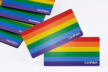 Rainbow Webcam Cover (3-Pack)