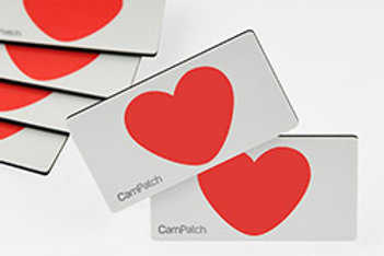 Heart Webcam Cover (3-Pack)