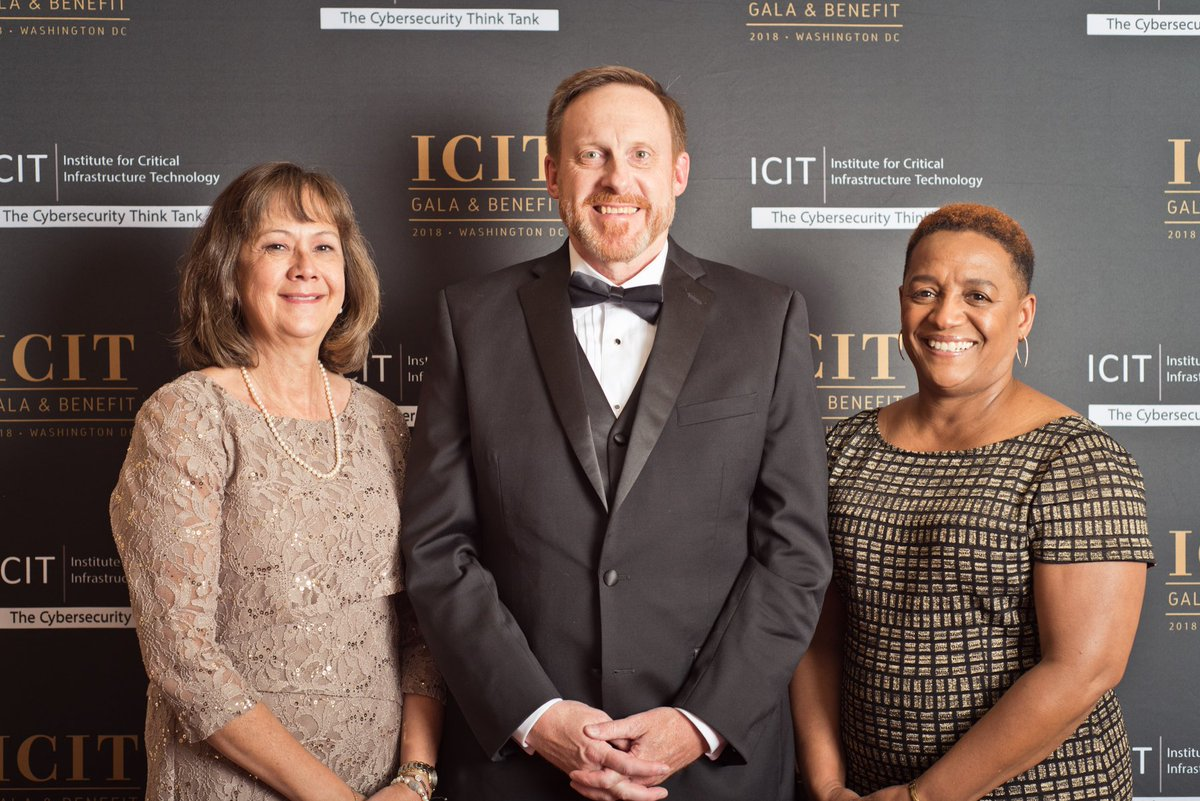 2018 ICIT Gala Honorees