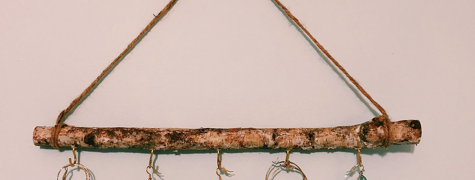 Birch Jewelry Hanger