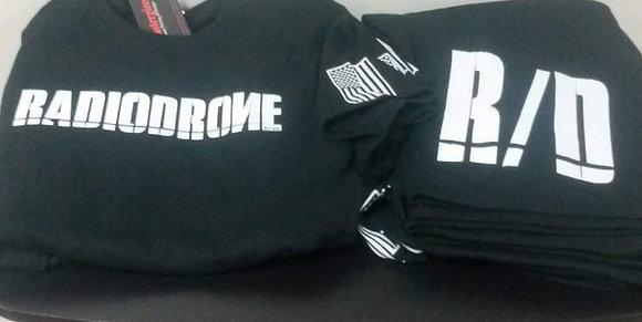 Men's Black R/D RadioDrone Shirt