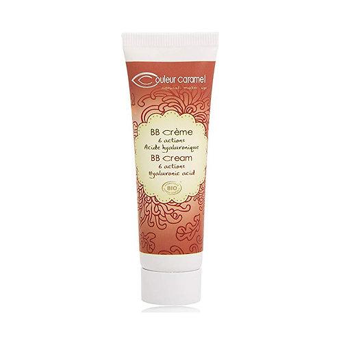 Couleur Caramel - BB crème 6 Actions Acide Hyaluronique