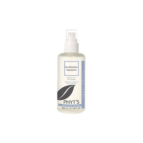 Eau Micellaire Hydratante Aqua 24h Bio - 200 ml - Phyt's