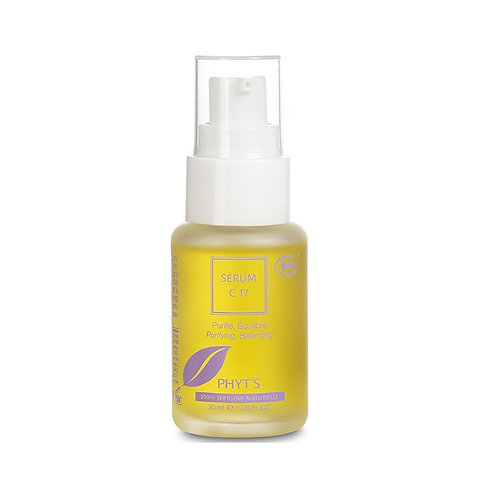 Sérum C17 soin peaux grasses Bio - Flacon 30 ml - Phyt's