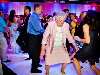 Grandma Wants To Dance Too!