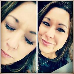 loveeee 💄🎨✨ •_•_#eyelashextensions #lashes #slay #lashed #lashesonfleek #slay #beautylaunchpad #sp