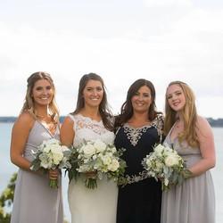 natural wedding makeup 👰🏻 •_•_•_#beaconhill #boston #makeup #mua #dressyourface #makeupartist #spa