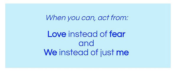 Love instead of fear.JPG