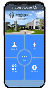 Custom Mobile App Church App Nonprofit app