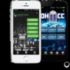 Custom Mobile App