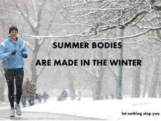 How to Overcome Winter Weight Gain