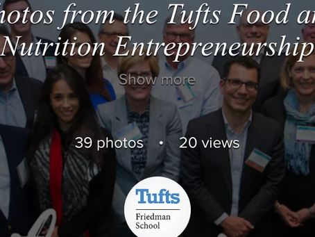 FRIEDMAN SCHOOL OF NUTRITION SCIENCE AND POLICY ENTREPRENEURSHIP COMPETITION
